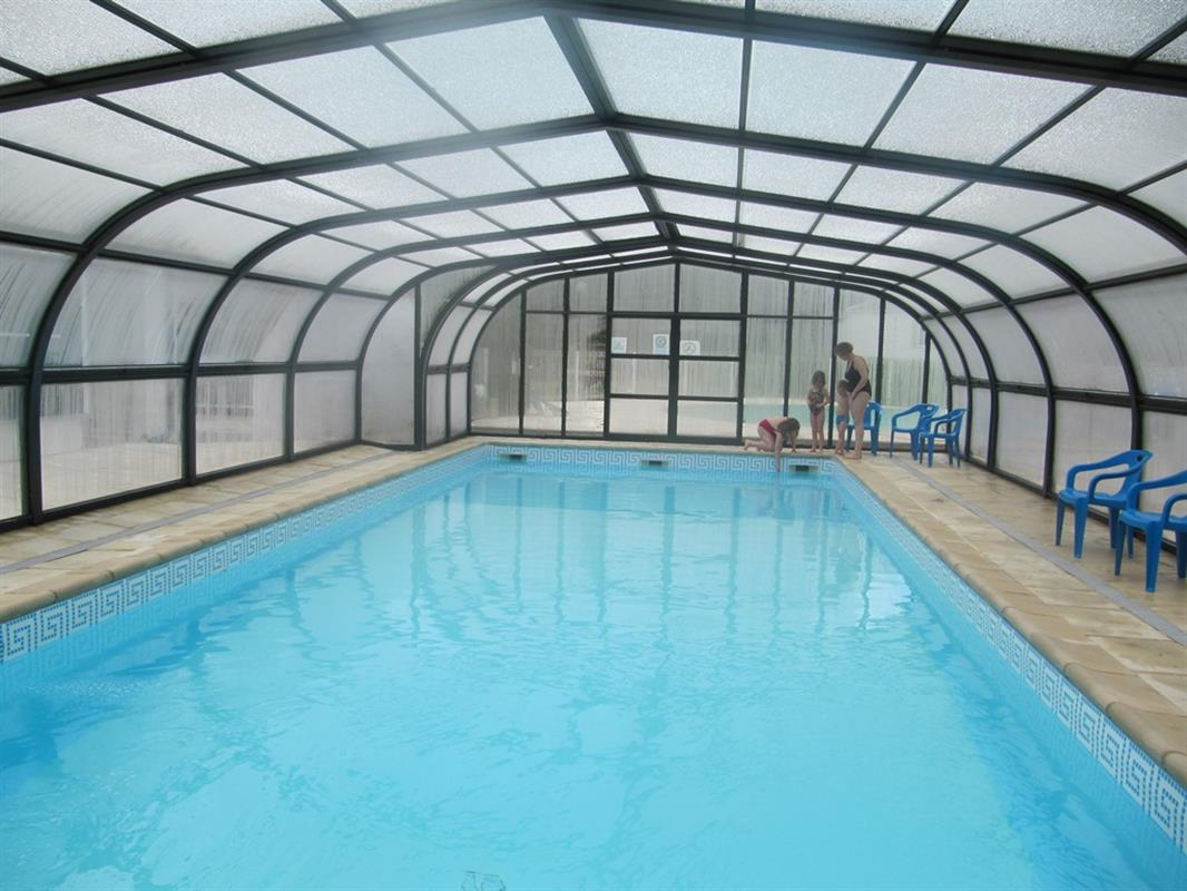 4 star campsite with heated swimming pool in jumi ges - Prix d une piscine couverte ...